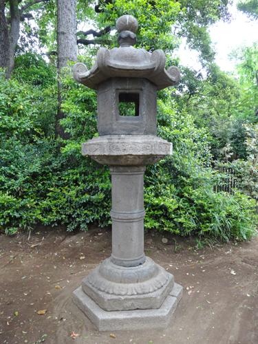 般若寺燈籠