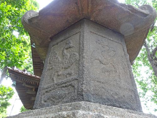 孔雀と鳳凰