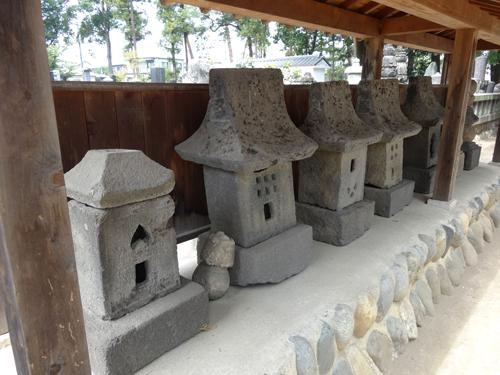 上杉氏累代の墓