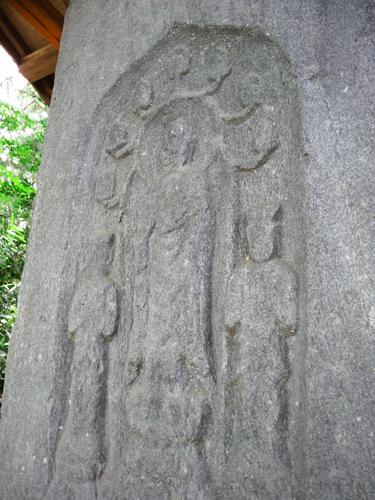 善光寺式板碑