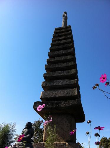 十三重層塔